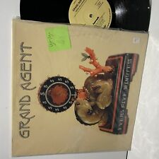 """Grand Agent- Every Five Minutes- Groove Attack 12"""" Hip Hop Single- VG+-VG+"""