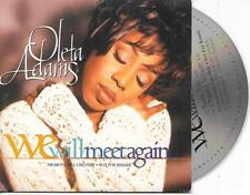 OLETA ADAMS - We will meet again Promo CD SINGLE 2TR UK Cardsleeve 1995