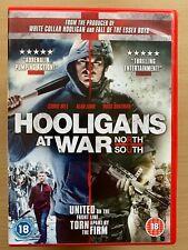 Hooligans At War: Nord et Sud 2015 Britannique Football Crime Thriller Gb DVD