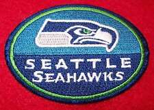 SEATTLE SEAHAWKS   iron on 100% embroidered PATCH NFL FOOTBALL PATCHES WA