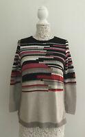 Nic+Zoe Pullover Sweater sz Medium