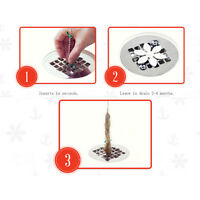 1PC Bathroom Shower Drain Wig Chain Cleaning Hair Tool Remover Cleaner Sale