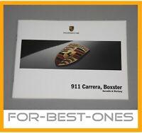 NEU Porsche 911 997 Boxster 987 Serviceheft Wartungsheft Garantie + Wartung
