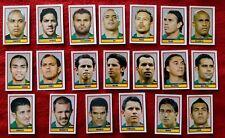 Original Stickers Panini Copa America 2007 Venezuela Squad 18 to 37