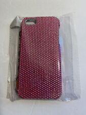 Iphone 5/5s PINK Rhinestone Case NEW