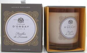 D Orsay Feuilles de Tomate 190 g perfumed Candle / Duftkerze