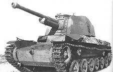 Framed Print - Japanese  World War 2 Tank (Picture Poster WW2 Battlefield Art)