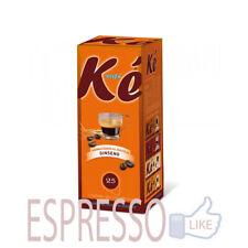 50 Cialde Filtro Carta ESE 44mm Caffè Molinari Miscela Aromatizzata Al Ginseng