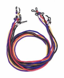 2x Neck Cord Lanyard Glasses Straps Spectacles Sunglasses Holder Lightweight UK