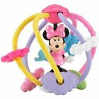 Disney Minnie Mouse Clutch & Rattle Ball Sensory Beads Baby Toddler Toy Activity