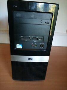 PC HP PRO  2X 2.60 GHZ / RAM 4GO / DD 320 GO / WINDOWS 7 FAMILIALE