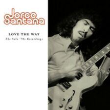 Jorge Santana - Love the Way -  New CD album  - Pre Order - 14th September