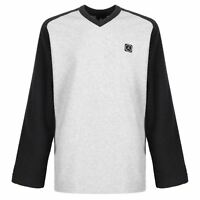 NIKE AIR JORDAN BOY'S FLEECE SWEATSHIRT GREY SALE WARM KIDS LONG SLEEVE S M L XL