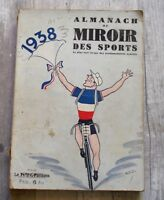 Almanach MIROIR DES SPORTS  1949
