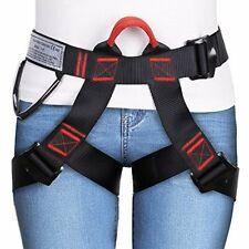 Half Body Safety Rock Climbing Rappelling Harness Seat Sitting Waist Belt