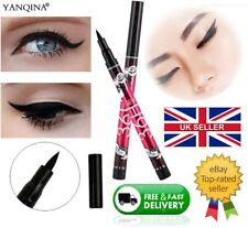 Black Eyeliner Pencil 36H WaterProof precision Liquid Eye liner Yanqina Pen