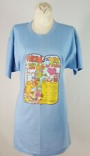 Vintage 70's MOM OF THE YEAR AWARD T Shirt L Soft Thin 50/50 Mother Novelty Tee