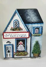 Brandywine Woodcrafts Houses & Shops: The Boutique - Wooden Shelf Sitter
