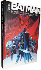 COMICS - URBAN COMICS - BATMAN : LA RESURRECTION DE RA'S AL GHUL