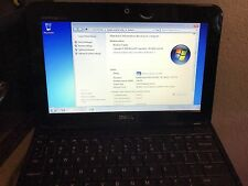 "Dell (1018) Mini Inspiron - 10.1"" (Atom@1.66GHz, 1GB, 250GB) Black - Laptop"