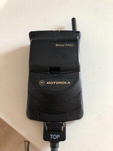 Motorola StarTAC Mobile Phone plus 2 chargers