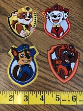 Nickelodeon Paw Patrol Fabric Iron On Appliques. Style#2