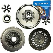SACHS DUAL MASS FLYWHEEL AND CLUTCH FOR VW CADDY ESTATE 1.9 TDI 2KB, 2KJ, 2CB