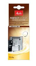 Melitta Perfect Clean Tablets MEL6545529X10 Espresso Machines