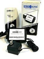 Digital Devices P16 Printer Buffer Atari or Commodore UPrint w/ 16K RAM RARE VTG