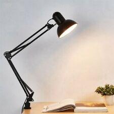 LED Lamp Flexible Table Swing Arm Mount Clamp Lamp Home Office Studio Desk Light