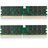 8 GB 2x 4GB Arbeitsspeicher PC2-6400 DDR2 800Mhz DIMM 240Pin Memory RAM für AMD