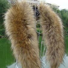 Fashion Faux Fox Fur Collar Scarf Shawl Collar Women's Wrap Stole Scarves  BT