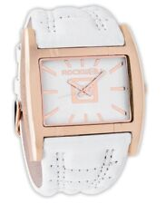 NEW IN BOX MENS Rockwell APOSTLE Wrist Watch ROSE GOLD LEATHER AP-114 LIMITED