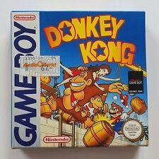 Donkey Kong - GB Gameboy Nintendo OVP CIB - Absoluter Neuzustand - N64 SNES NES