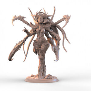 GODDESS of EXCESS Keeper of Secrets Proxy Daemons of Slaanesh Warhammer 40k