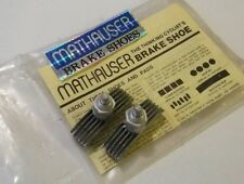 Vintage Mathauser Old School BMX Racing Brake Pads JMC NOMURA RACE INC FMF SE
