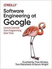 Software Engineering at Google: Lessons Learned from Programming Over