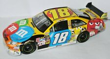 #18 TOYOTA NASCAR 2010 * M&M´s * Kyle Busch 1:24 lim Ed.