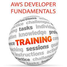 AWS Developer Fundamentals - Video Training Tutorial DVD