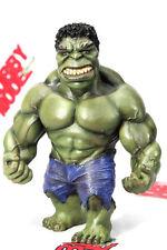 HULK MEAN GREEN MONSTER SUPER HERO FUNNY PAINTED DEFORMED SD RESIN MODEL FIGURE