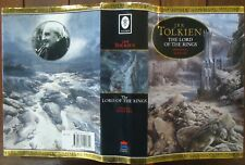The Lord of the Rings Illustrated A Lee Edition J. R. R. Tolkien (HBDJ, 1991)