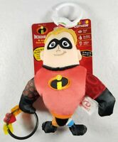 Lamaze Clip & Go Mr. Incredible Kids Childrens Toy Baby 0+ Months - Brand New