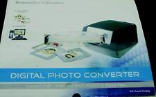 Hammacher Schlemmer Scan Convert Slides Photos to Computer Windows XP Vista NEW