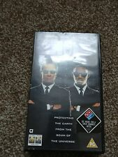 MEN IN BLACK CLASSIC VHS WILL SMITH