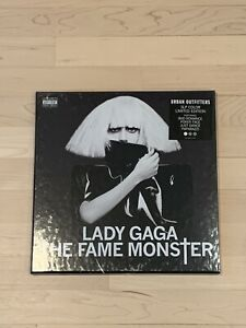 Lady Gaga The Fame Monster Urban Outfitters Limited 3XLP