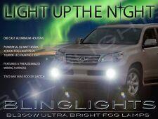 2009-2012 Toyota Land Cruiser Prado J150 Xenon Halogen Driving Lamps Fog Lights