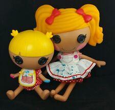 Lalaloopsy Spot Splatter Splash Dolls Retired