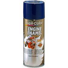 Duplicolor DE1606 Ford Dark Blue Motor Engine Spray Paint Aerosol 12oz.