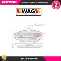 COMLINE Posteriore Pastiglie Dei Freni Citroen Fiat Scudo Peugeot Expert Toyota ProAce ADB01622