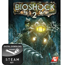 BIOSHOCK 2 PC e MAC STEAM KEY